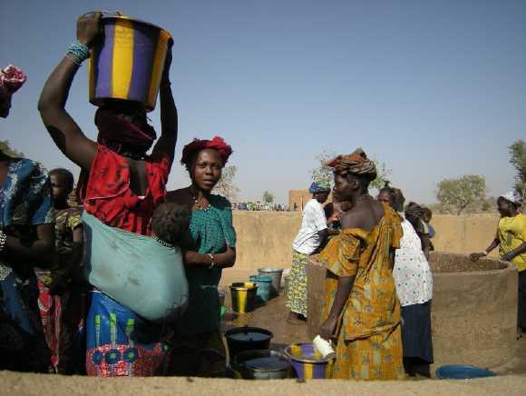 Femmes-Mali